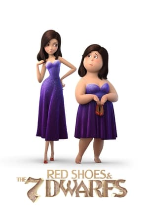 Red Shoes and the Seven Dwarfs poszter