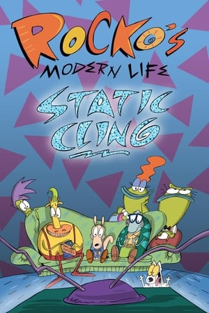 Rocko's Modern Life: Static Cling poszter