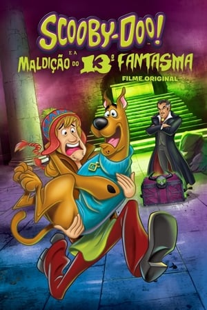 Scooby-Doo! and the Curse of the 13th Ghost poszter