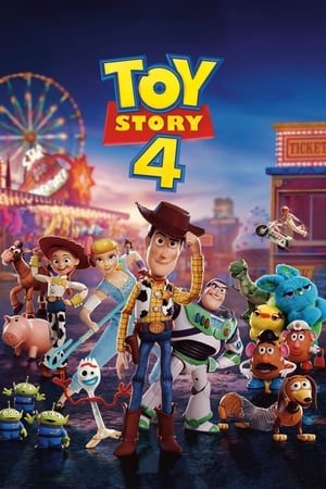 Toy Story 4. poszter