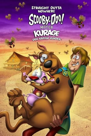 Straight Outta Nowhere: Scooby-Doo! Meets Courage the Cowardly Dog poszter