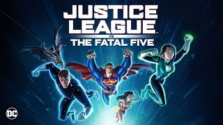 Justice League vs. the Fatal Five előzetes