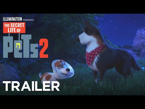 The Secret Life Of Pets 2 - The Rooster Trailer [HD]